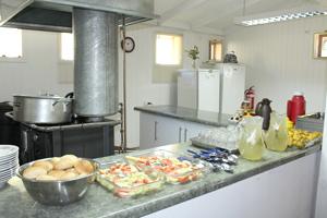 Cocina demostrativa