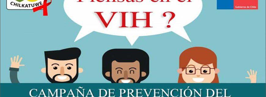 Inscripciones Talleres de Salud y Alimentación Williche (VIH)